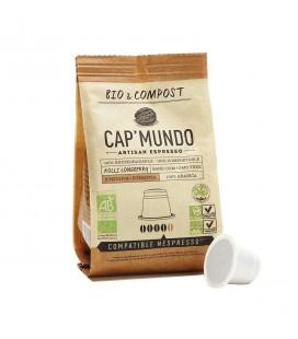 Capsules de café KOLLI d'Éthiopie bio & équitable x10